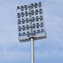 Stadium Lighting Mast