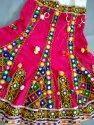 Gujarati Navratri Special Ghagra Choli - Garba Dance Costume - 28 Size - 7 to 10 Year