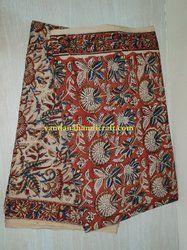Kalmkari print salwar suit material