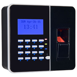 Biometric Standalone Access Controller LCD Display