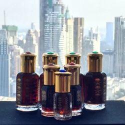 Oudh Sharjah Fragrance Perfume