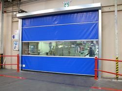 PVC Coated High Speed Roll Up Door