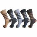 Kids Woolen Stripped Socks
