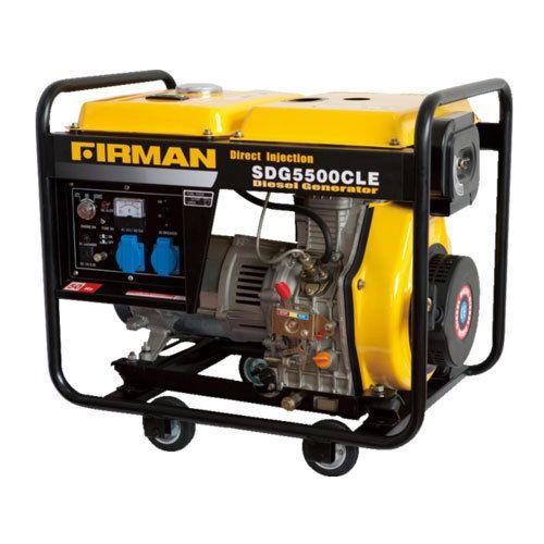 Fireman Diesel Generator, Generators, Turbines & Power