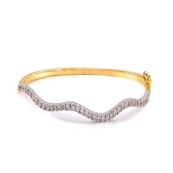 Real Diamonds Designer Diamond Bracelet