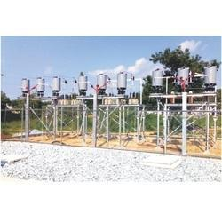 Electric HT Capacitor Bank, 6.6 Kv - 66kv, for Outdoor Type