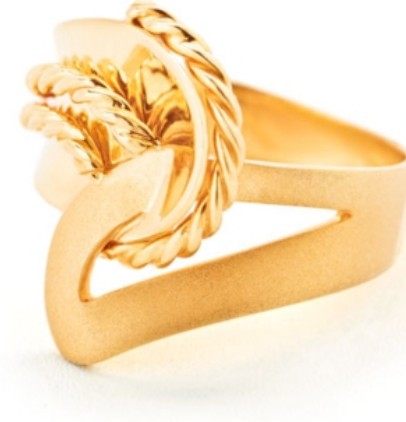 95308 Gold Ring