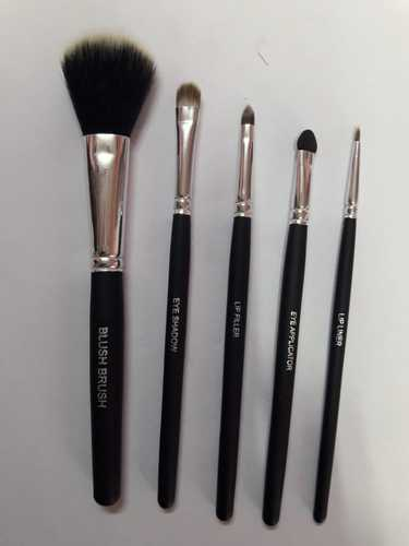 5pcs Cosmetic Brush Set, For Used For Makeup ,Packaging Type: Packet