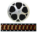 16mm Film Without Sound