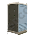 Frp Prefabricated Portable Shower Room
