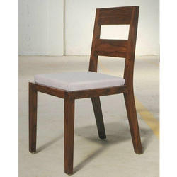 Wood Chair for Cafe
