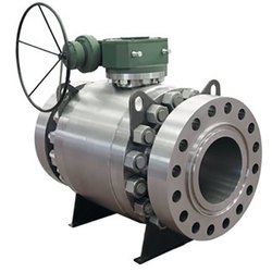 High Pressure High Temperature Industrial Ball Valve