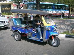 3 Wheeler Driving Training Services