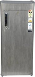 Whirlpool 200 L 3 Star Direct Cool Single Door Refrigerator (215 IMPWCOOL PRM 3S, Alpha Steel)