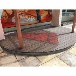 Outdoor Wooden Deck Flooring