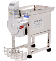 Maya Silver Chopping Machine, For Hotel, Capacity: 70-80kgs