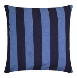 Black and Blue Cushion Cover