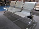 Stainless Steel Airport Chair