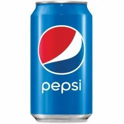 Pepsi Cold Drink Can, Liquid