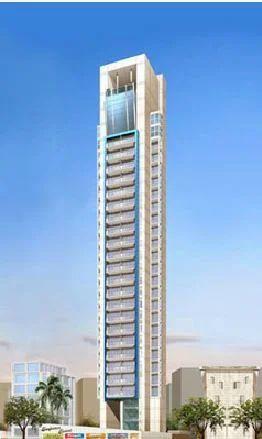 Serviced Residential Development in Worli, Mumbai
