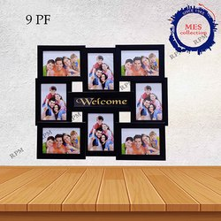 Welcome collage Photo Frame