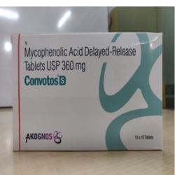 Convotos S360mg Tablets