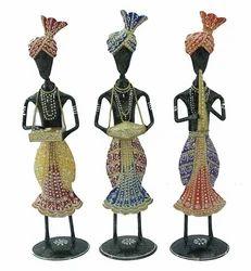 Iron Musical Doll Set