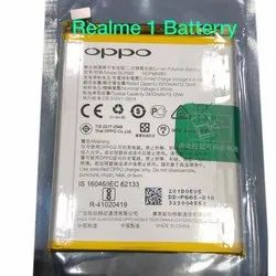 Oppo Realme 1 Mobile Battery, Battery Capacity: 3410mah, Model Number: Blp665