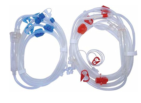 Blood Tubing Set For Hemodialysis, For Hospital, Rs 100 /set | ID ...