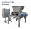 Medicine Bottle Shredder