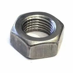 Stainless Steel Hexagonal MS Hex Nuts, Thickness: 3 - 10mm