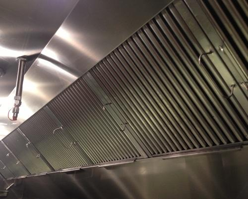 Hotel Kitchen Exhaust Hood Cleaning Service