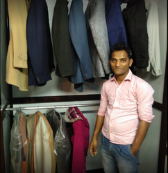 Dry Cleaning Services For Business Suit