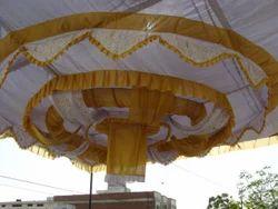 Fancy Jhomar Ceiling Tents