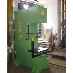 Automatic Hydraulic C Frame Press