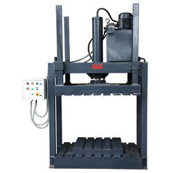 Woven Sack Bag Bale Press