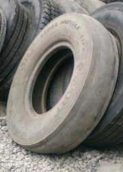 MRF Old Tyre