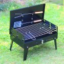 BBQ Tandoor Grill Barbecue Grill and Tandoor - Now with Frying and Roasting Function - BBQ