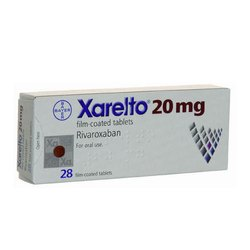 Xarelto 20 Mg Tablet