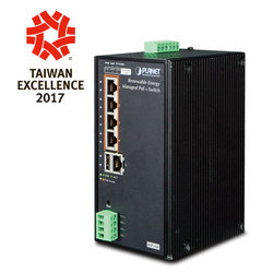 Managed PoE Switch BSP-360