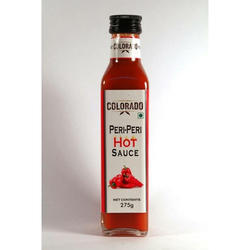 Colorado Peri Peri Hot Sauces