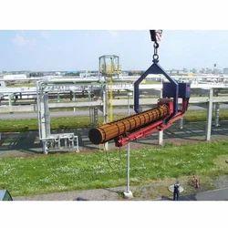 Hydraulic Tube Bundle Extractor