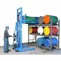 Oil Drum Storage Rack