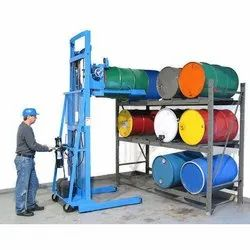 Oil Drum Storage Rack