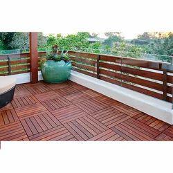 Wood Deck Flooring