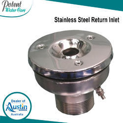 Stainless Steel Return Inlet
