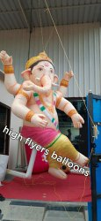 Inflatable Ganesh Ji
