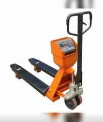 Hydraulic Pallet Weighing Scale