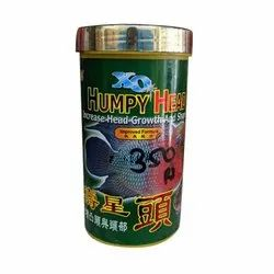 Solid XO Humpy Head Fish Food, Packaging Size: 280 Ml, Packaging Type: Tin Container