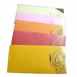 Paper Gift Envelope